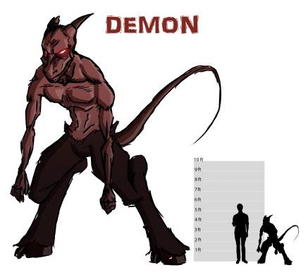 demon design v2